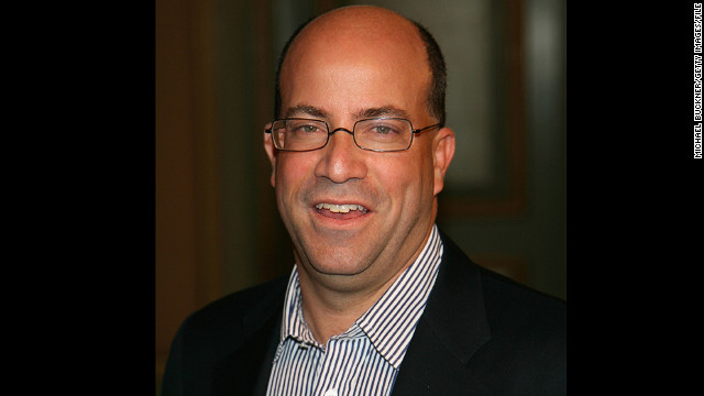 Jeff Zucker will take over as president of CNN Worldwide in January.
