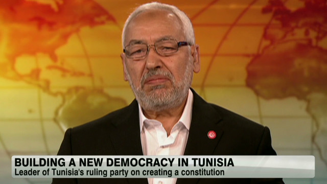 Quelling fears of radicalism in Tunisia
