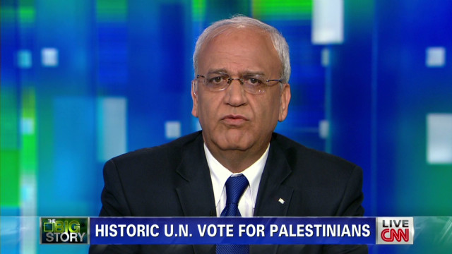 Palestinian envoy: We want to negotiate