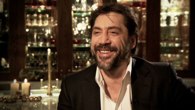 Javier Bardem discusses Sahrawi people