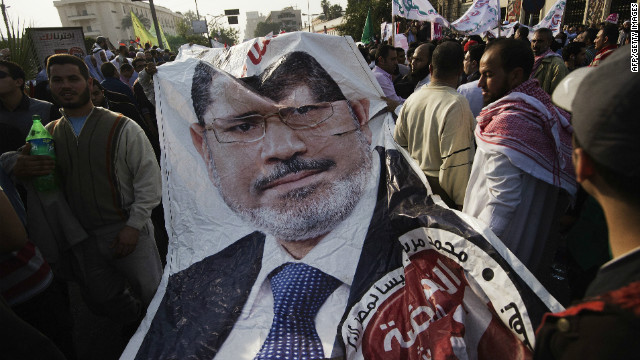 Morsy spokesman: He wants democracy