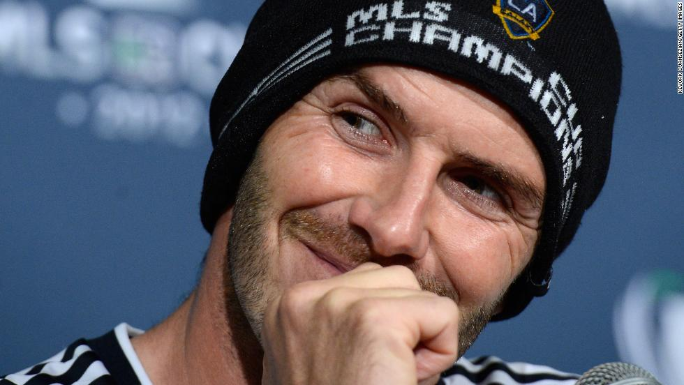 Former England captain David Beckham is another player looking for a club. French second division side Monaco had been interested in signing the 37-year-old former LA Galaxy midfielder.