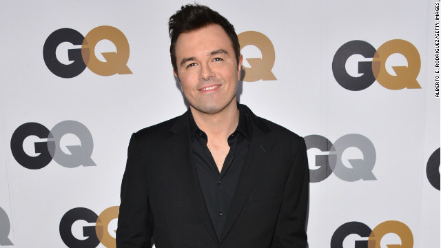 Seth MacFarlane arrives at the GQ Men of the Year Party at Chateau Marmont on November 13, 2012 in Los Angeles, California.
