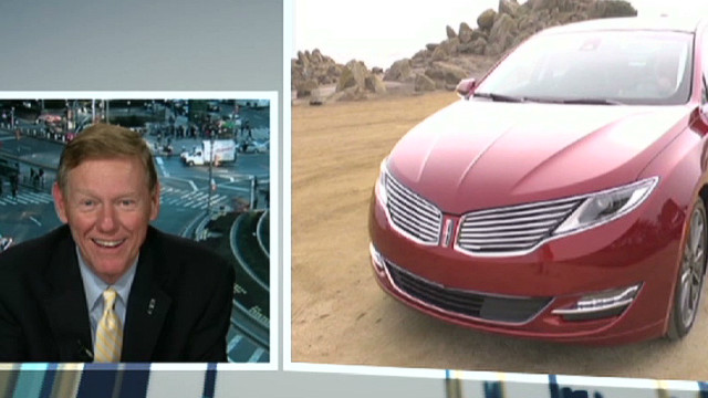 Ford relaunching the Lincoln