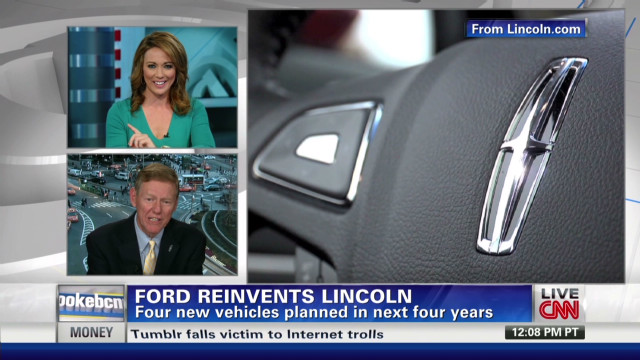 Ford reinvents Lincoln