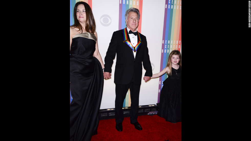The Kennedy Center Honors caps a career for Dustin Hoffman that includes two Academy Awards.