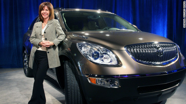 GM boss weathered economic storm