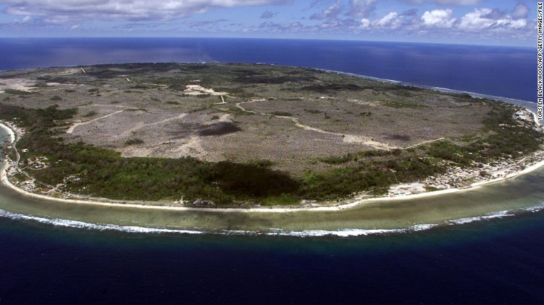 Australia Says Last Child Refugees to Leave Nauru Camp