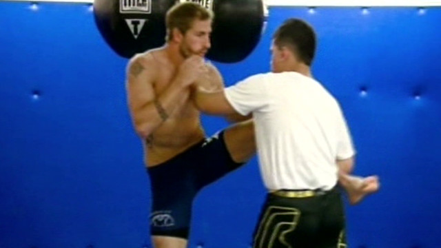 Using mixed martial arts to heal PTSD