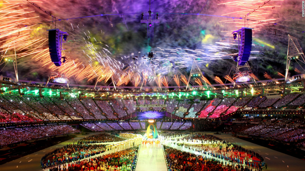 <strong>Biggest Twitter event: London Olympics: </strong>Twitter users produced 150 million tweets during the 16-day summer games in London. The opening and closing cermonies proved the most tweeted moments, with 116,000+ tweets being sent per minute during the the Spice Girls' performance. Jamaica's Usain Bolt was the most-discussed athlete -- his gold-medal win in the 200m sprint sparked 80,000 tweets per minute.
