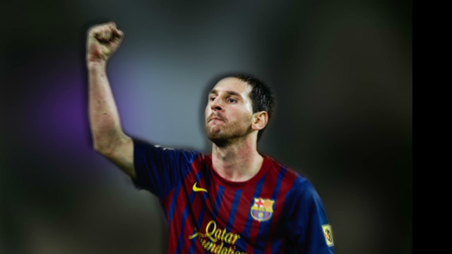 Lionel Messi breaks goal scoring record