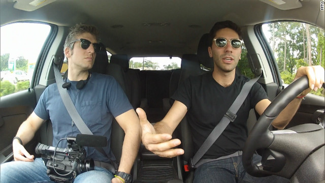 "On MTV's ""Catfish,"" Nev Schulman, right, and Max Joseph connect people with their online-only heartthrobs."
