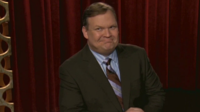 Andy Richter explains the fiscal cliff