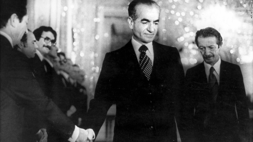 The 1979 ousting of King Mohammed Reza Pahlavi led to the modern Islamic Republic of Iran. During 38 years of rule, the shah's dictatorship and alignment with Western countries angered religious leaders such as the exiled Ayatollah Khomeini, who led a revolution to depose the shah. The cancer-stricken shah fled Iran in 1979, becoming a nomad before dying in Egypt in 1980.