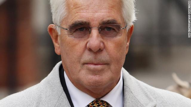 "Max Clifford is Britain's most famous celebrity PR consultant, renowned for his decades-long expertise in ""kiss-and-tell"" clients."