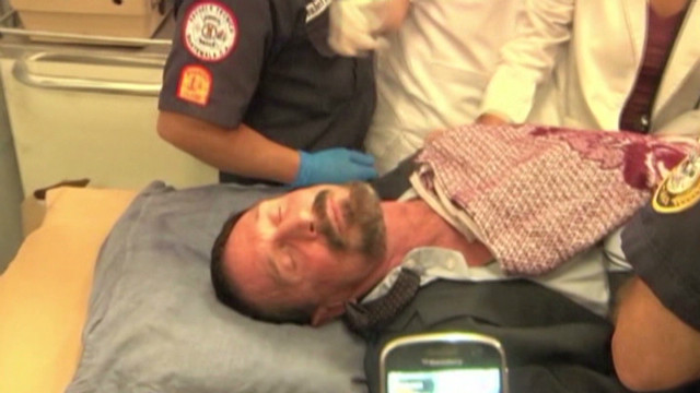 Attorney: McAfee rushed to the hospital