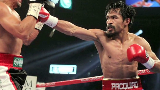 Pacquiao: I want to knock out doubters