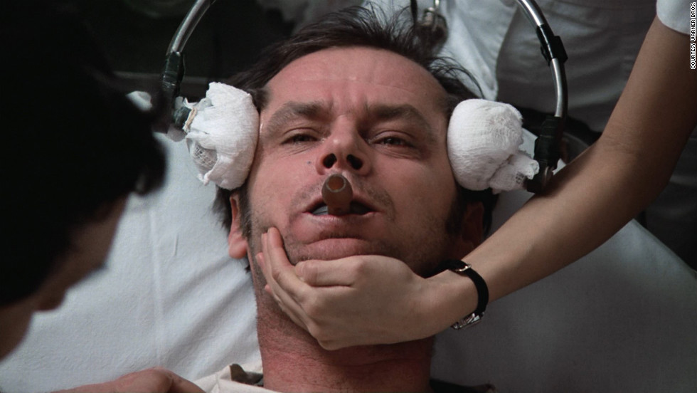 "<strong>""One Flew over the Cuckoo's Nest"":</strong> One of the first films to snag five Academy Awards including best actor for Jack Nicholson, it's now a classic. <strong>(HBO Now) </strong>"