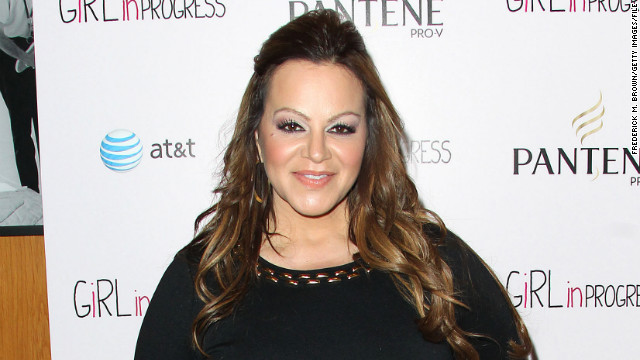 Actress Jenni Rivera attends the Screening of 'Girl In Progress' at the Directors Guild of America on May 2, 2012 in Los Angeles, California.
