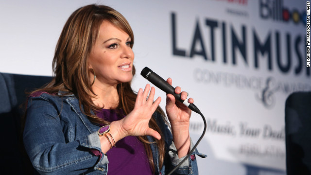 MIAMI, FL - APRIL 25: Latin musician Jenni Rivera attends Billboard Latin Music Conference 2012 at JW Marriott Marquis on April 25, 2012 in Miami, Florida. (Photo by Alexander Tamargo/Getty Images)