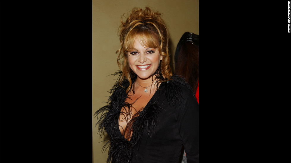 Rivera attends the Latin Recording Academy's Person of the Year tribute to ranchera star Vicente Fernandez in September 2002 in Hollywood.