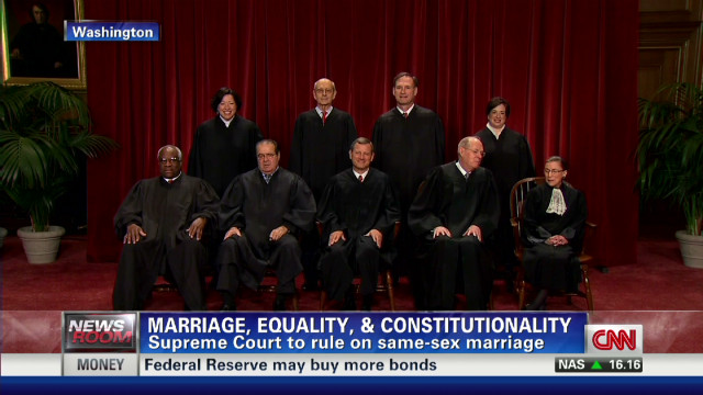 """Godfather"" Of Gay Marriage On SCOTUS"