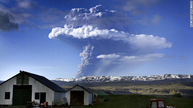 Another Icelandic volcano rumbles