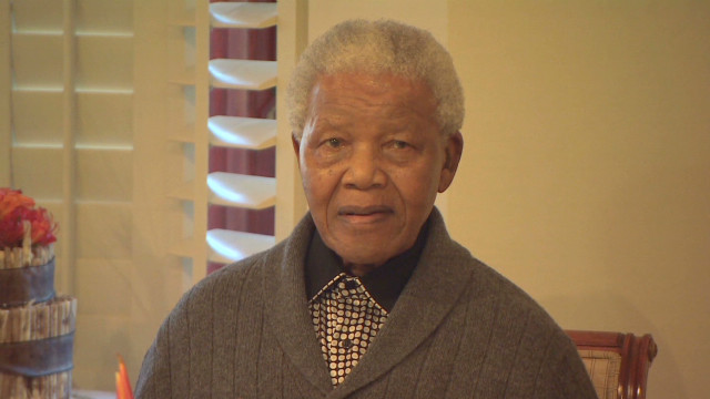 New health scare for Nelson Mandela