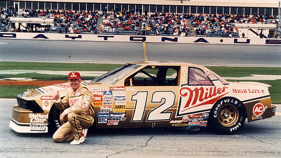 Though his career was cut short by a near-fatal 1988 accident at Pocono Raceway, Bobby Allison is considered one of NASCAR's greatest. His 84 Winston Cup wins, which include three Daytona 500s, tie him for third all time. He took the series championship in 1983 and was runner-up five times. Only Richard Petty has led more races. In addition to his prowess behind the wheel, he's also owned teams, and his two sons followed him into racing. Clifford was killed in a practice race in 1992 and Davey died in a helicopter crash the following year.