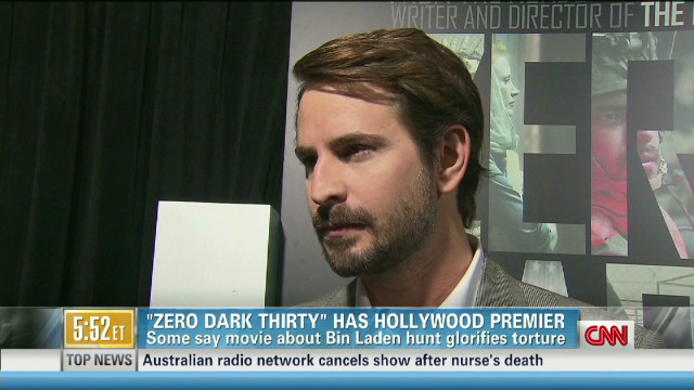 'Zero Dark Thirty' Hollywood premiere