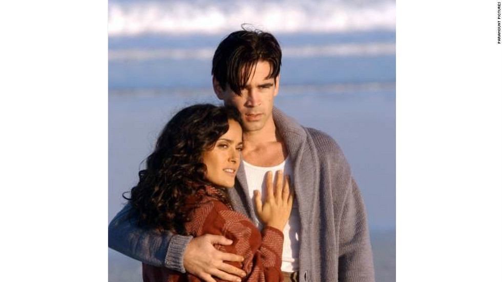 "Based on a John Fante book, ""Ask the Dust"" was filmed almost entirely in South Africa. The 2006 drama features performances by Salma Hayek and Colin Farrell."