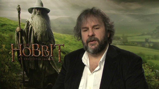 Stars reveal Tolkien power wish list