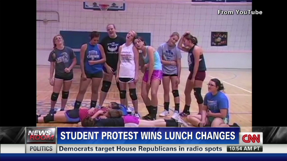 healthy school lunches face tough taste test cnn