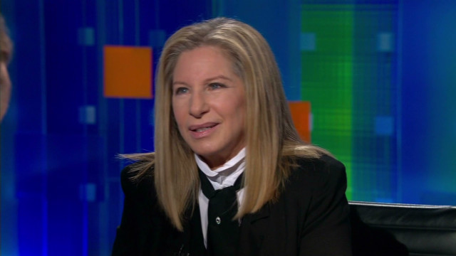 Barbra Streisand's fantasy dinner party