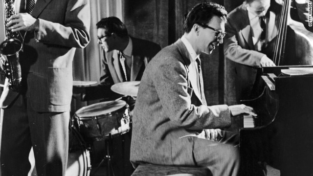 Dave Brubeck capitalized on the differences between musicians in his group to create classic music.