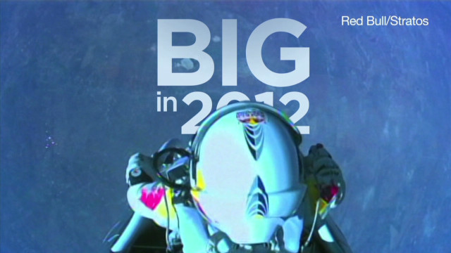 A look back at 2012's big news