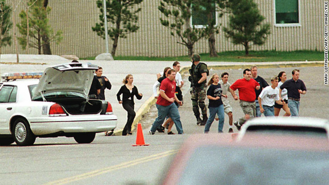 2012: Lessons of recovery from Columbine