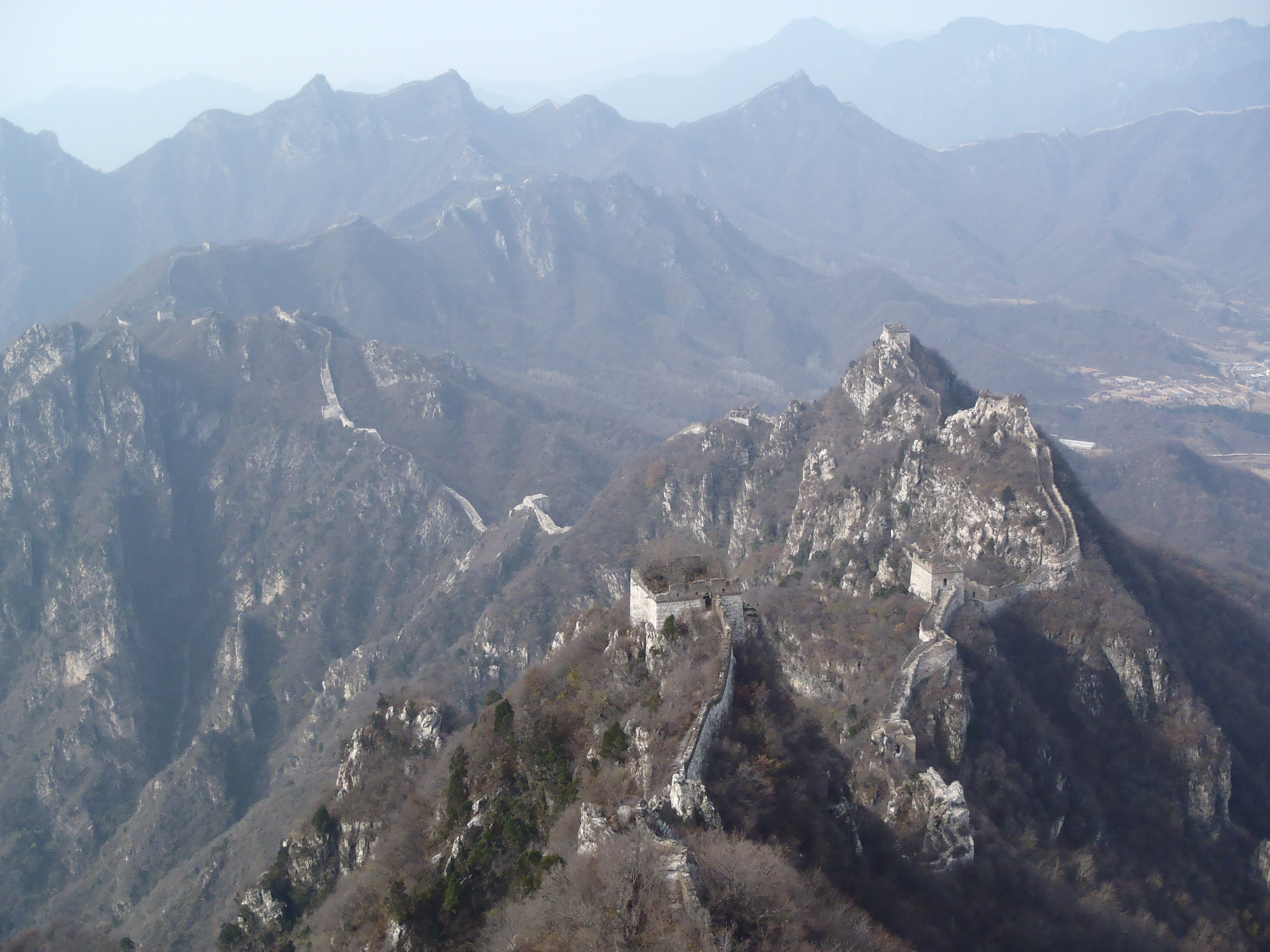 "Fears raised as ""a third"" of China Great Wall vanishes"