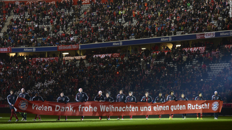 However, Bayern's Christmas celebrations were more muted than expected after failing to secure the victory needed to guarantee surpassing Borussia Dortmund's record of a 10-point mid-winter lead. Second-placed Bayer Leverkusen can cut the gap to nine by winning on Saturday.