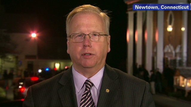Danbury mayor: 'A horrific day'
