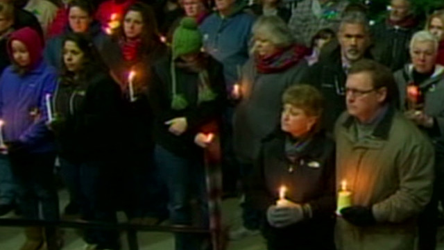 Channeling grief into change in Newtown