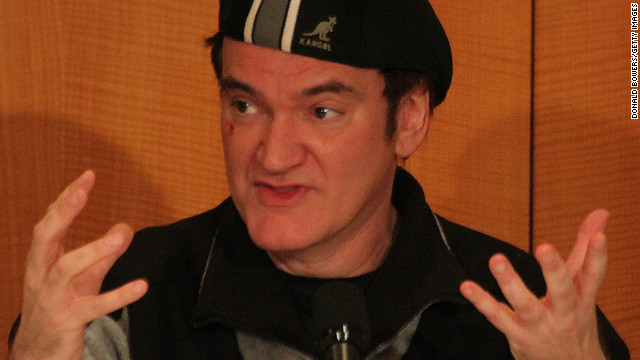 Tarantino: Don't blame screen violence