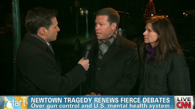 Newtown tragedy renews fierce debates