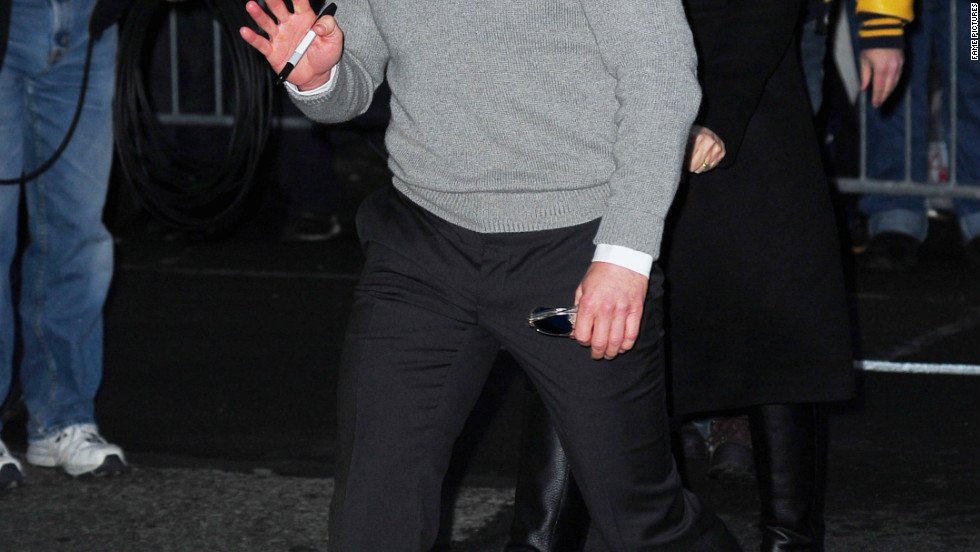 Tom Cruise promotes his latest flick in New York City.