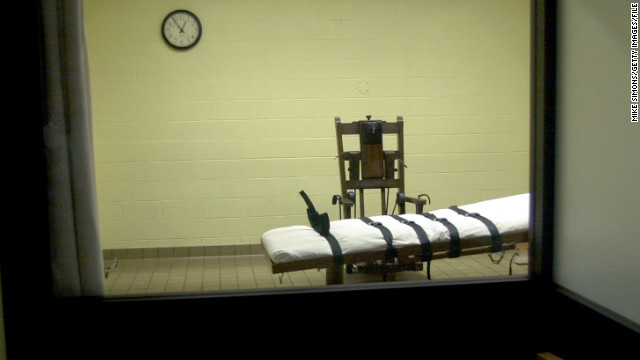 The death penalty confuses vengeance with justice, and it's time to end it