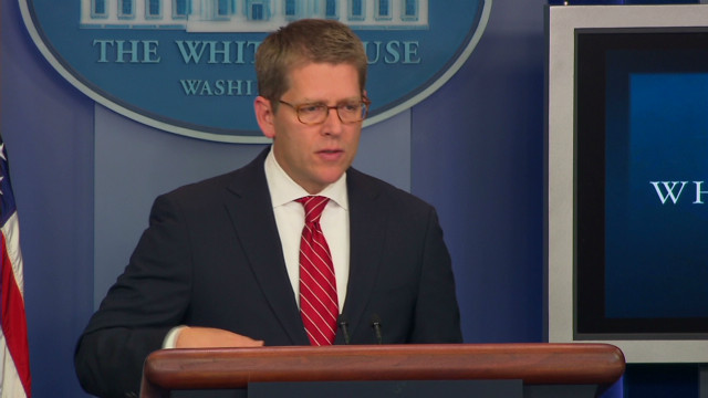 Carney: WH to consider tougher gun laws