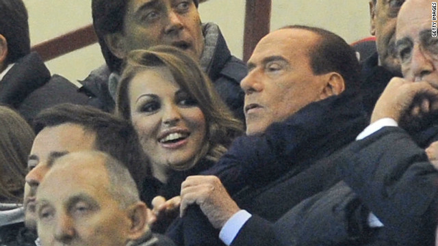 Berlusconi engaged to 27-year-old