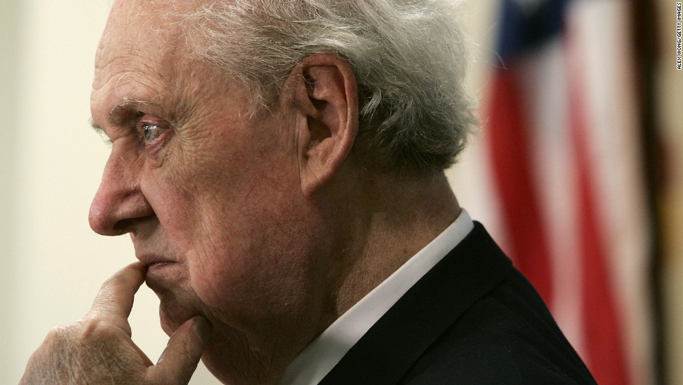 "Conservative jurist <a href=""http://us.cnn.com/2012/12/19/politics/robert-bork-dead/index.html"" target=""_blank"">Robert H. Bork</a> died on December 19 at age 85 at his home in Virginia, sources close to his family told CNN. Bork was best known for being nominated to the Supreme Court in 1987, only to be rejected after a contentious confirmation battle."