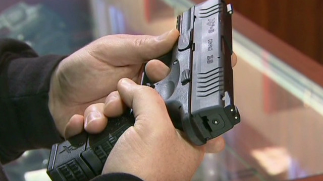 Fear of new laws drive gun sales
