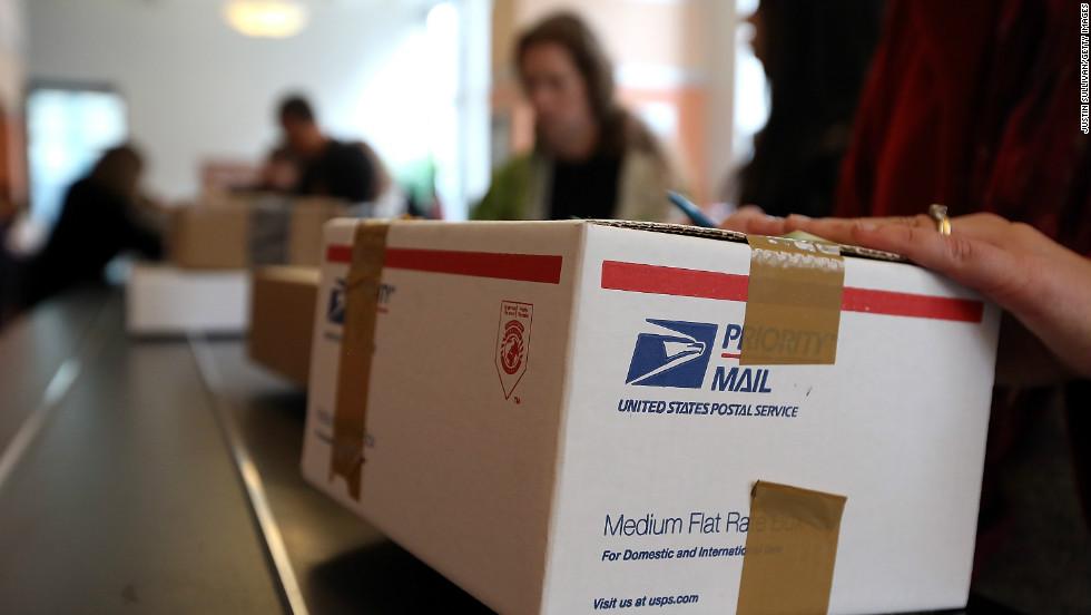 goodbye postal service cnn